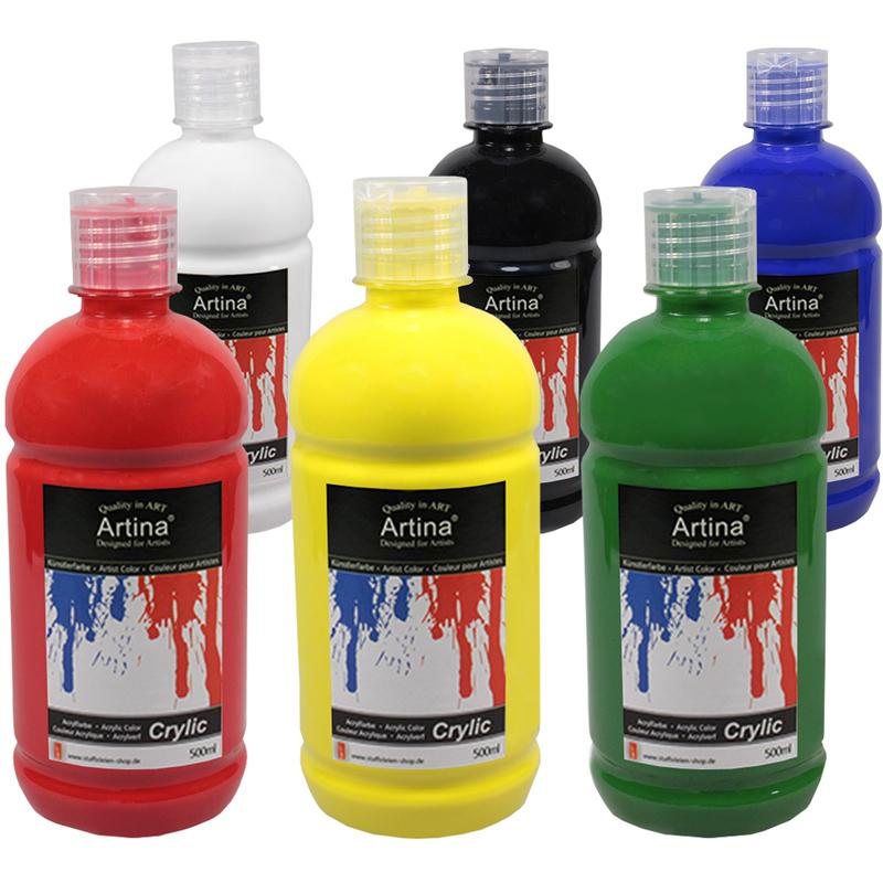 acrylfarbe malfarbe k nstlerfarbe farbe malen acrylfarben tube k nstler tuben ebay. Black Bedroom Furniture Sets. Home Design Ideas
