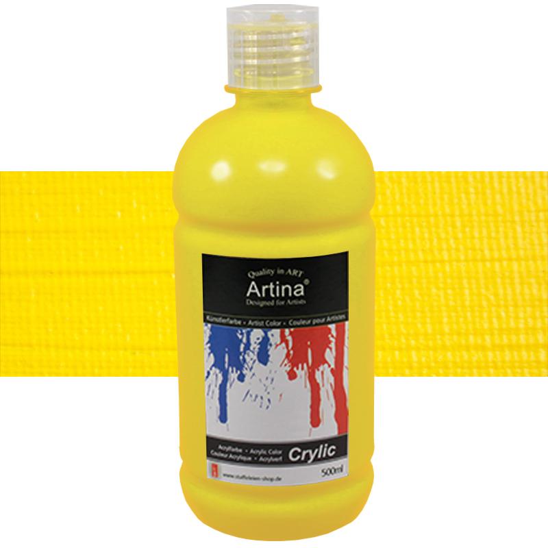 500ml Acrylfarbe Malfarbe Künstlerfarbe Farbe Malen Acrylfarben Künstler Tuben